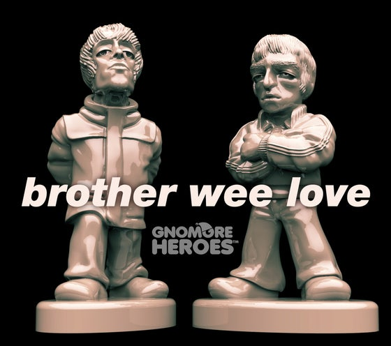 Image of Brother Wee Love by Gnomore Heroes