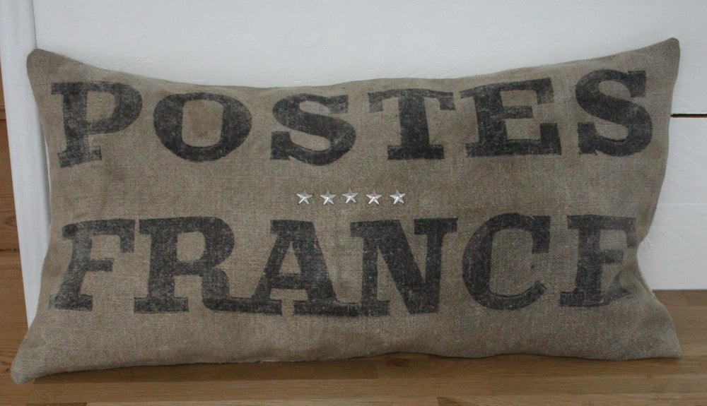 Image of Coussin Poste France.
