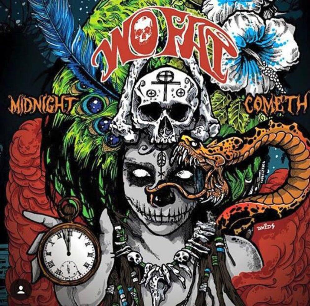 Image of Wo Fat - Midnight Cometh CD
