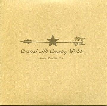 ROMANTICA - Control Alt-Country Delete CD