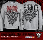 Image of ENGORGING THE AUTOPSY - New Slam Era - Longsleeve