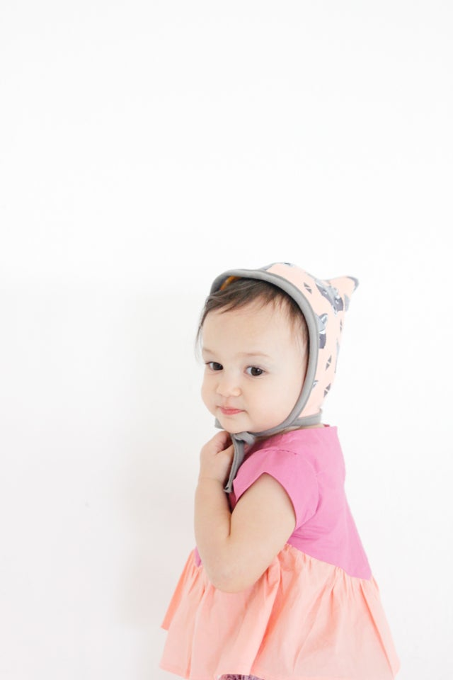 Image of Baby Bonnet Bundle- Classic + Pixie