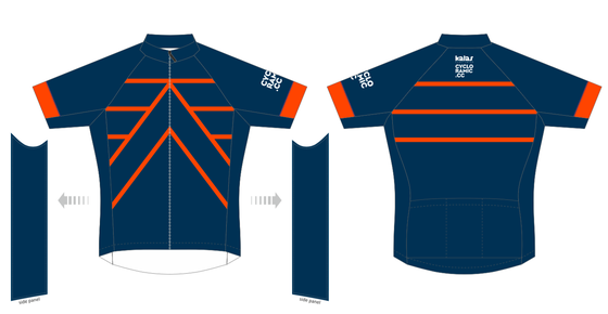 Image of Cycloramic.cc Team Jersey