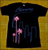Image of Binary Black T-Shirt