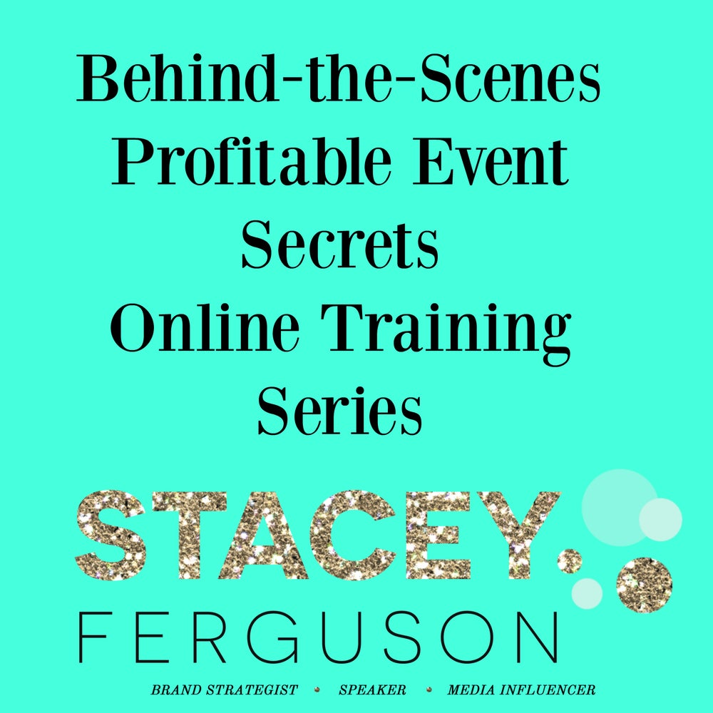 Image of Behind-The-Scenes Profitable Event Secrets