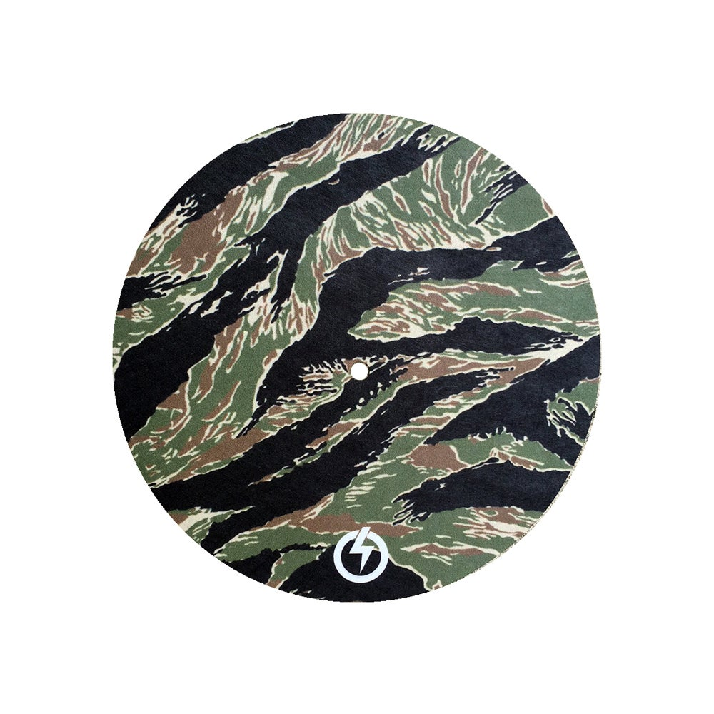 "Image of TIGER CAMO - 7"" SLIPMAT"