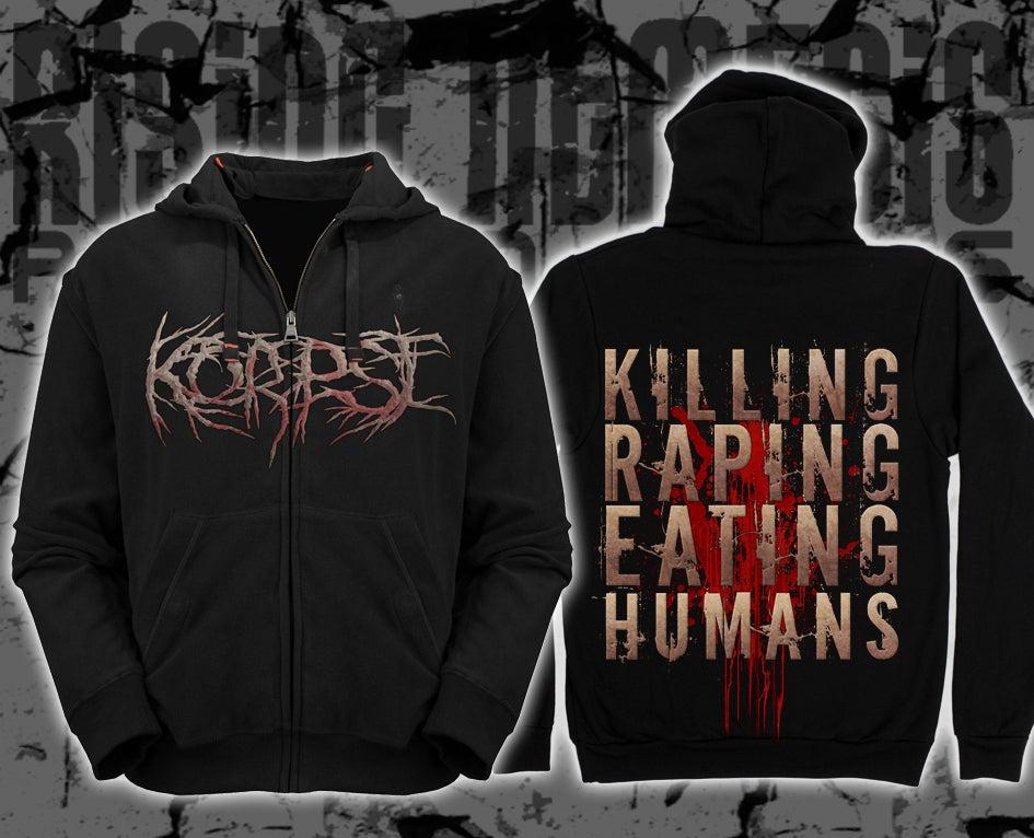 Image of KORPSE - Unethical Zipper