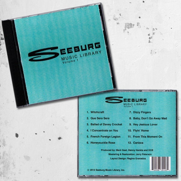 Image of Seeburg Music Library Volume One CD ** One available