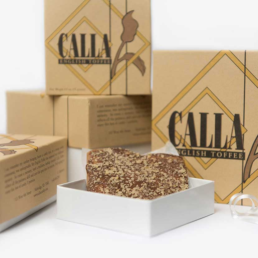 Image of Calla English Toffee