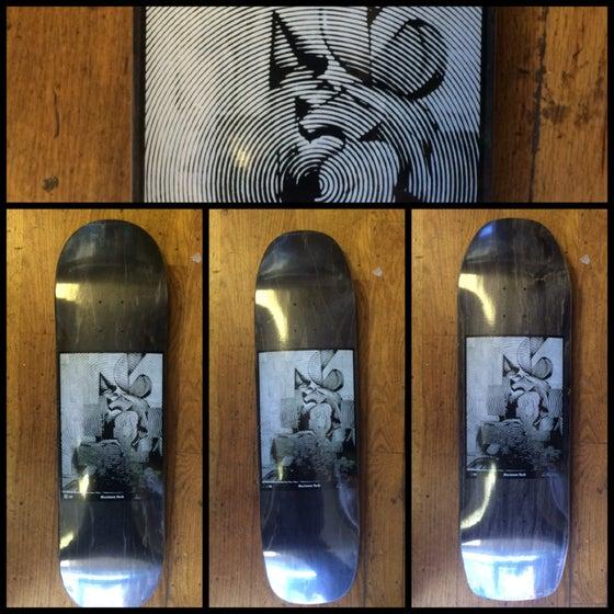 Image of Max Hesh Skate Deck