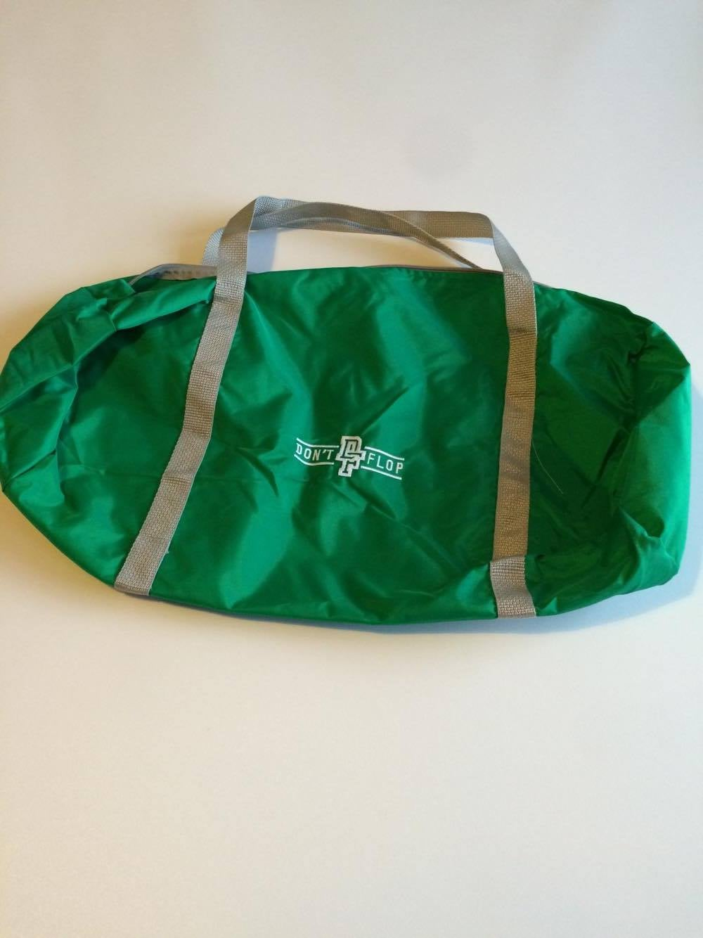 Image of Original Don't Flop Gym Bag | Green