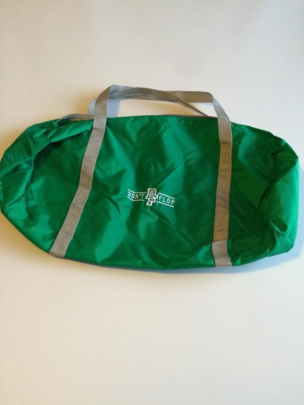 Image of Original Don't Flop Gym Bag | Green