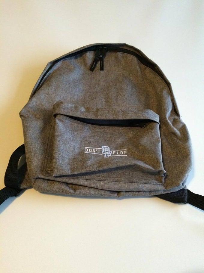 Image of Original Don't Flop Backpack | Grey