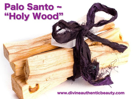 Image of Palo Santo~ Holy Wood ~for smudging and clearing heavy dense energy