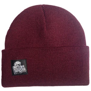 Image of SKULLS OG patch beanie