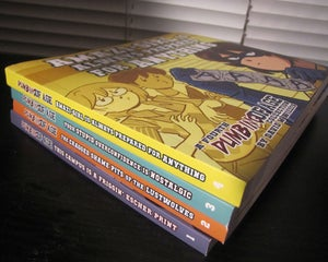 Image of Dumbing of Age Books 1/2/3/4 combo