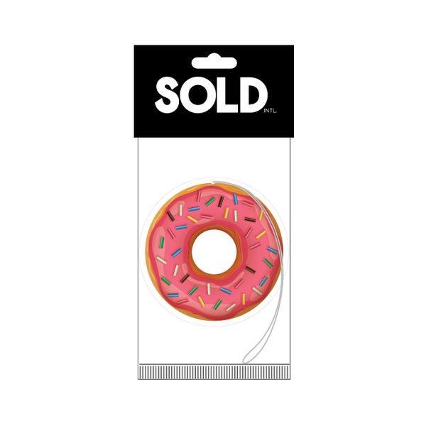 Image of Pink Sprinkle Donut