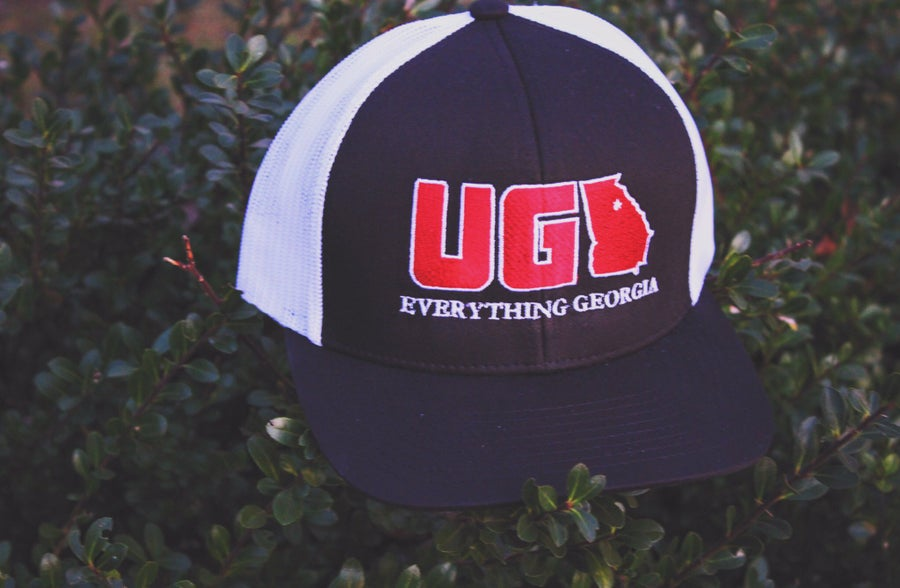 "Image of GAFollowers ""UGA"" Trucker Hat (NEW)"