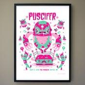 Image of Yema x Puscifer Poster