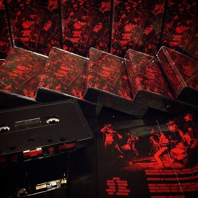 Image of APES - MMXV - CASSETTES