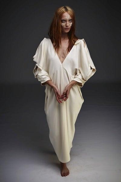 Image of SALE: 1ST PETAL DRESS