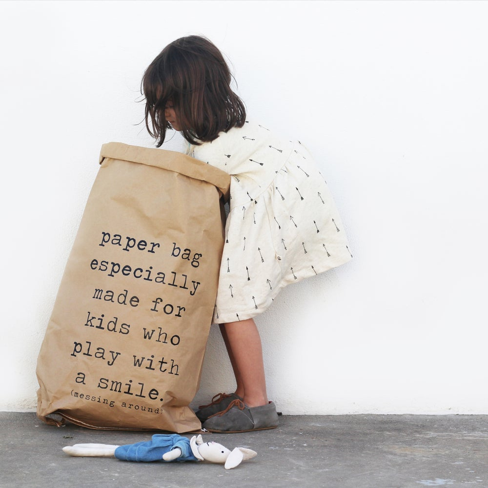 Image of PAPER BAG KIDS
