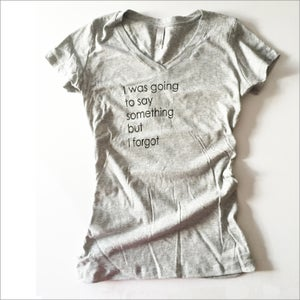 Image of The i FORGOT Tee