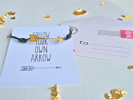 Arrow Friendship Bracelet / Daniela Sigurd Jewellery
