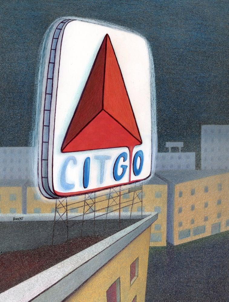 Image of CITGO BLEEDING