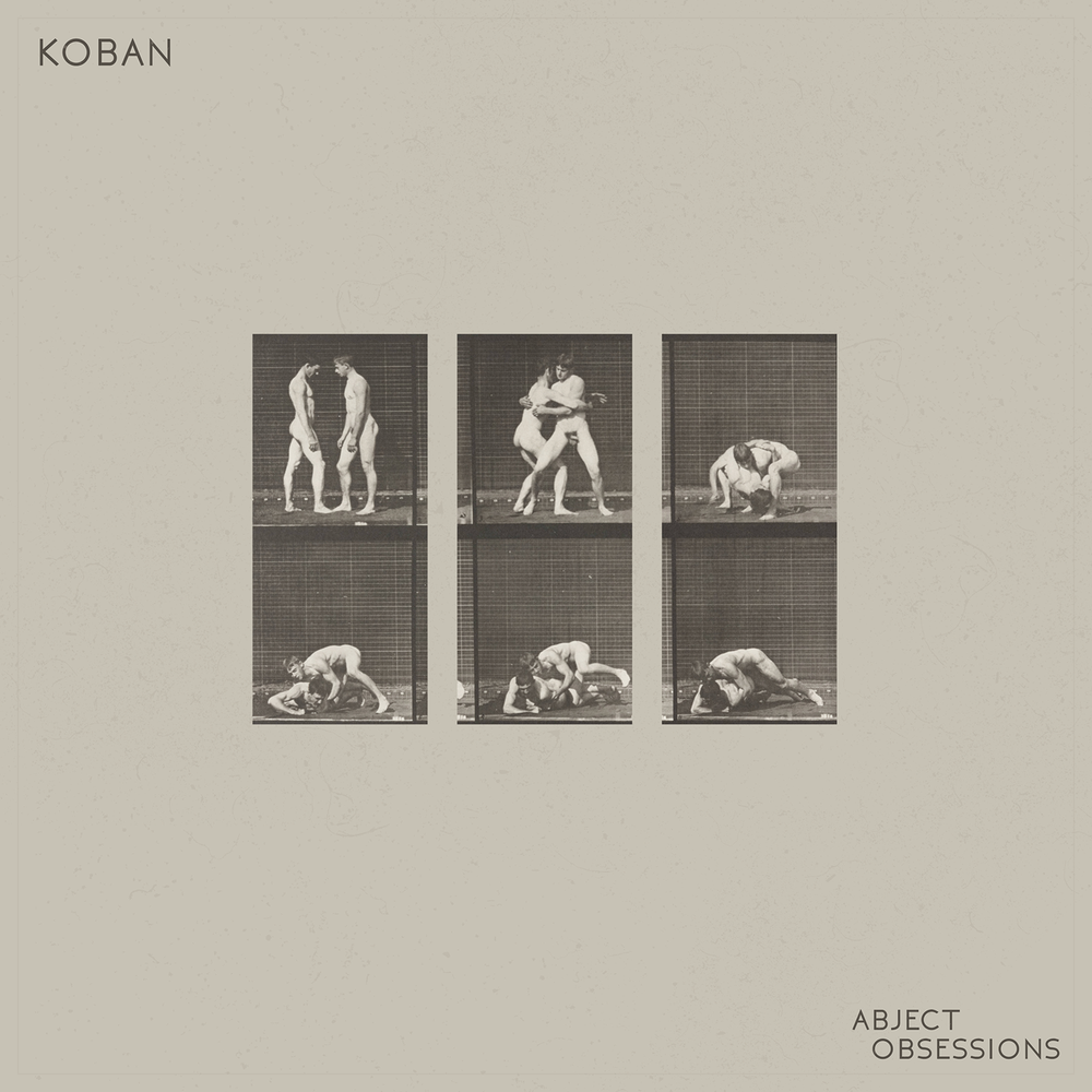 Image of KOBAN - Abject Obsessions CD