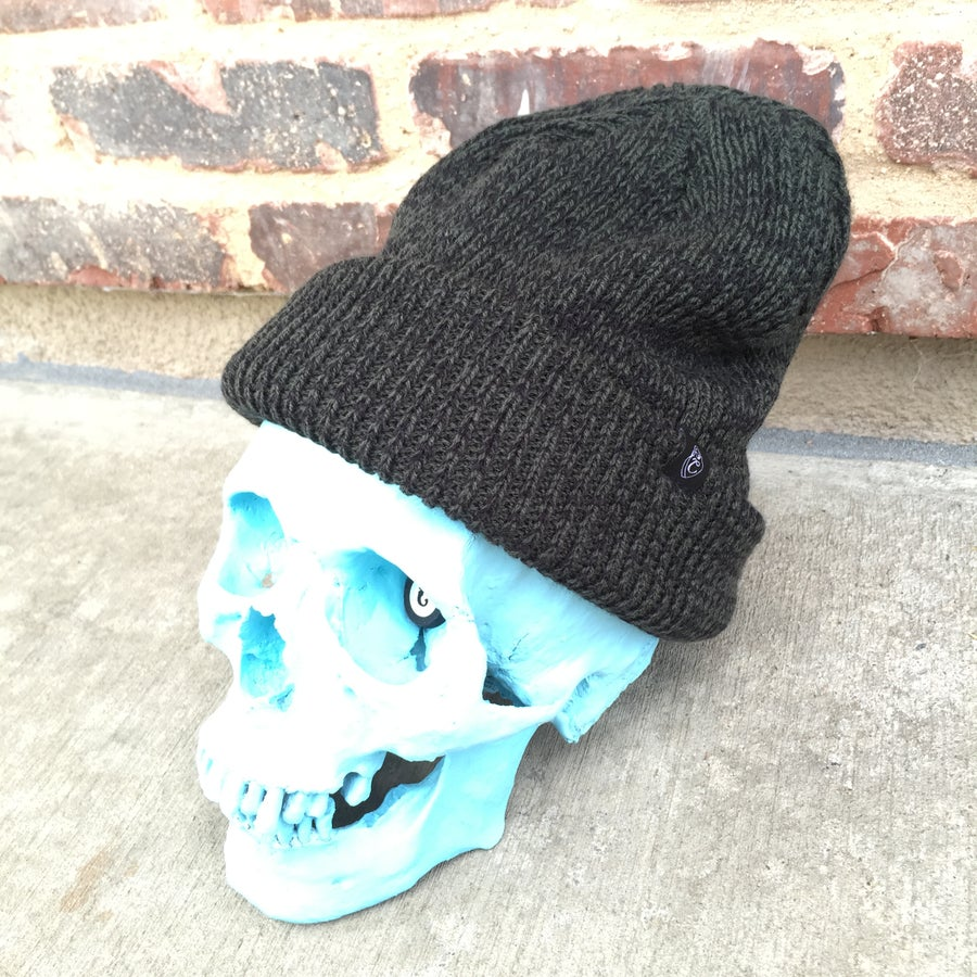 Image of CAPTURED TATTOO BEANIE