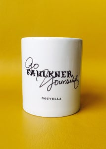 Image of Go Faulkner Yourself Mug
