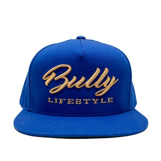 Image of GOLD BULLY in Blue