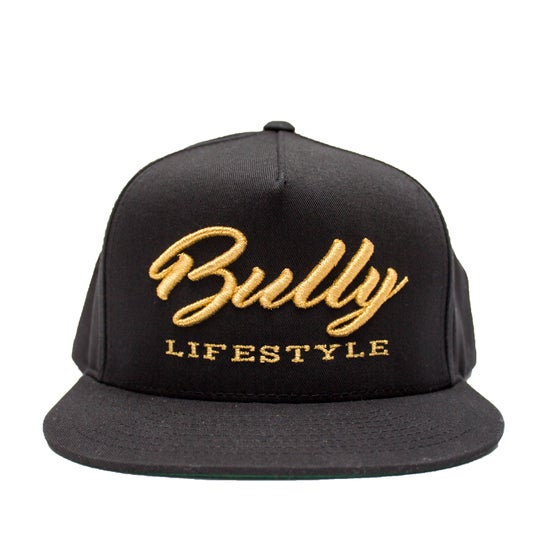 Image of GOLD BULLY in Black