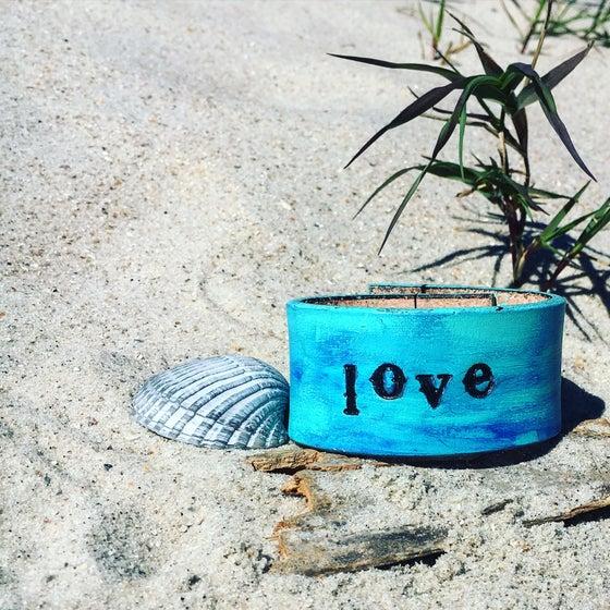 Image of love cuff