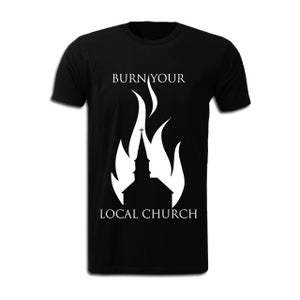 Image of Burn Your Local Church.