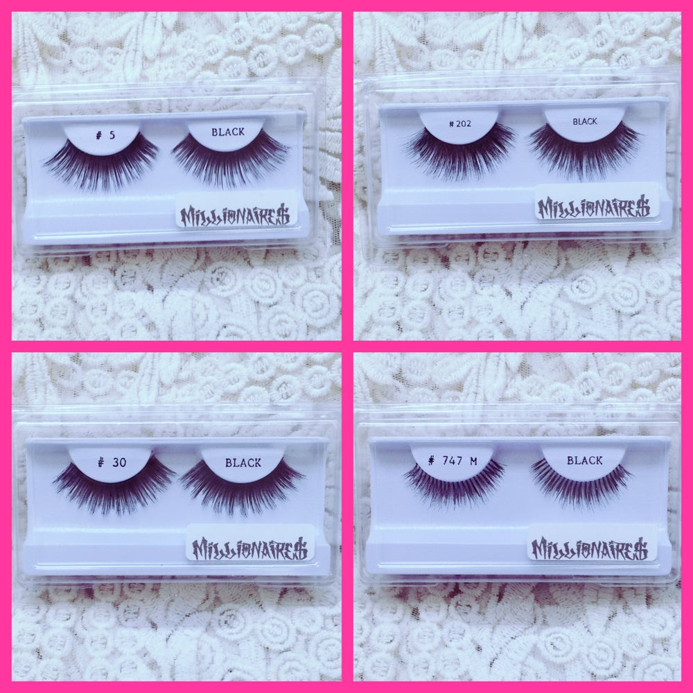 Image of Millionaires Eyelashes