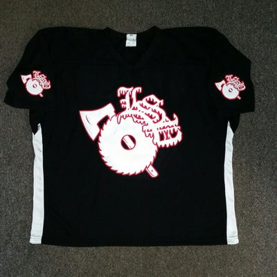 Image of LSP EMBROIDERED FOOTBALL JERSEY