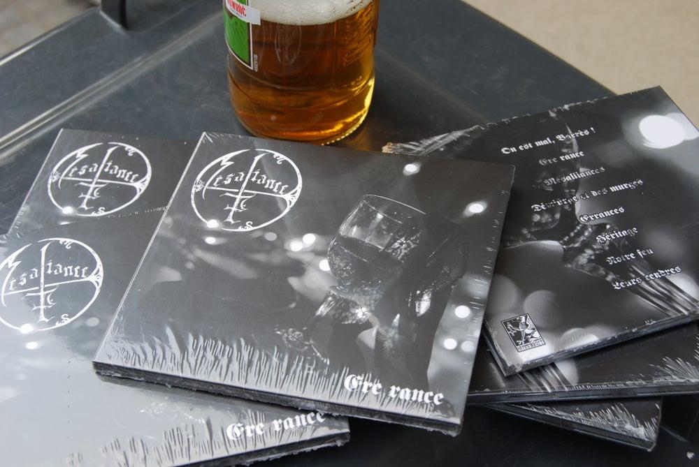 "Image of MÉSALLIANCE ""Ere rance"" digipak CD"