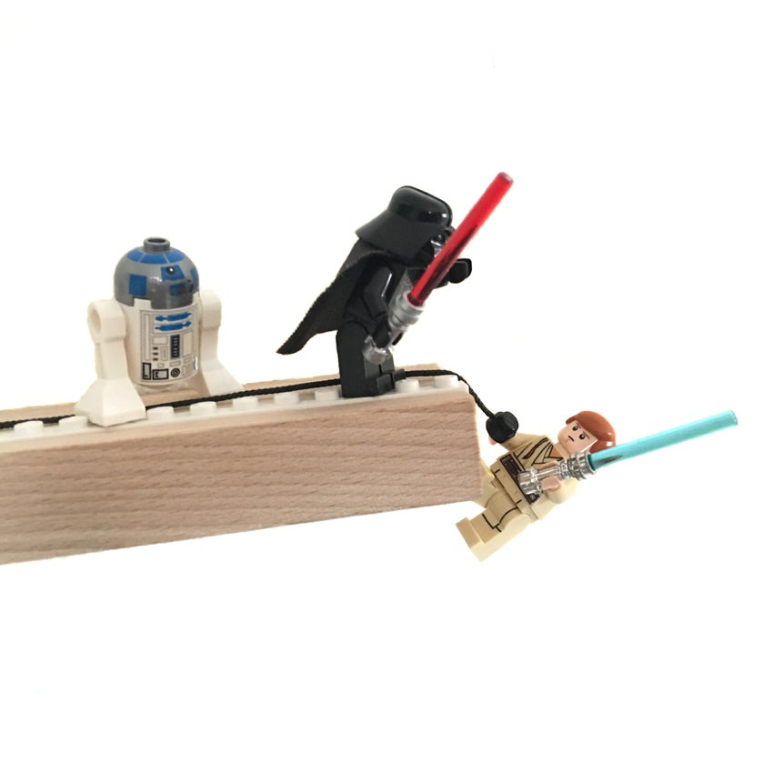etag re en bois de h tre play briki vroom vroom. Black Bedroom Furniture Sets. Home Design Ideas