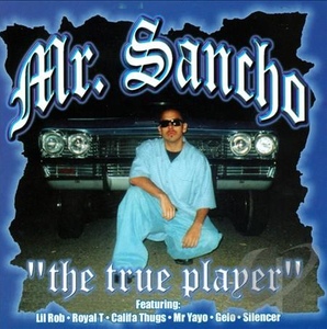 Image of MR SANCHO True Player CD