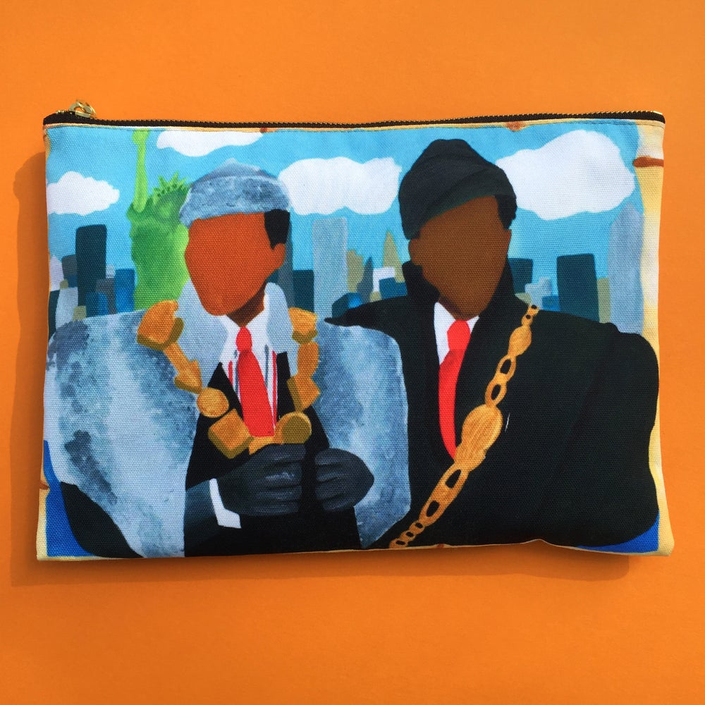 "Image of ""Kings, New York"" Clutch"