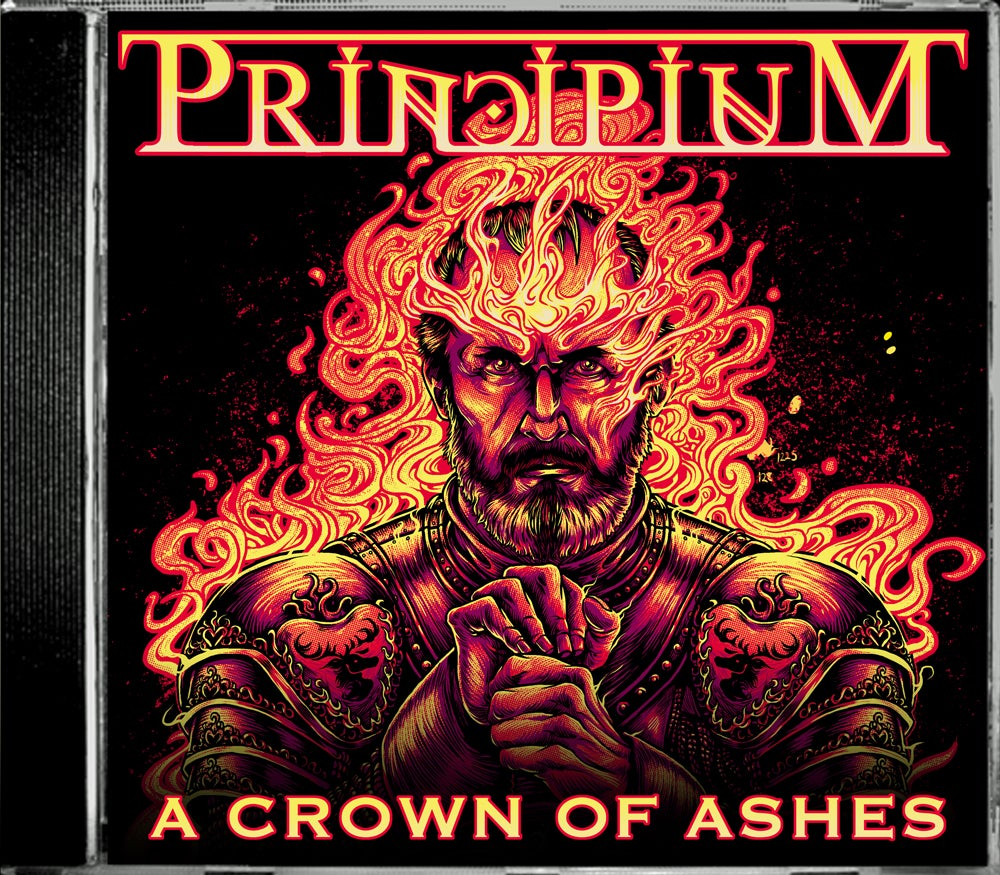 Image of 'A Crown of Ashes' EP