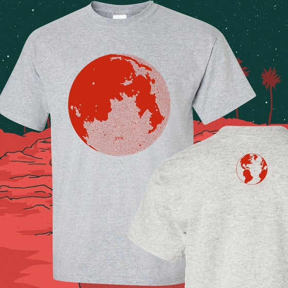 Image of Yrs - Through Time & Space, I Will (Have No)(Hold Yr) Place shirt