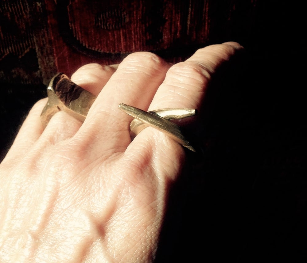 Image of FORGED POINT