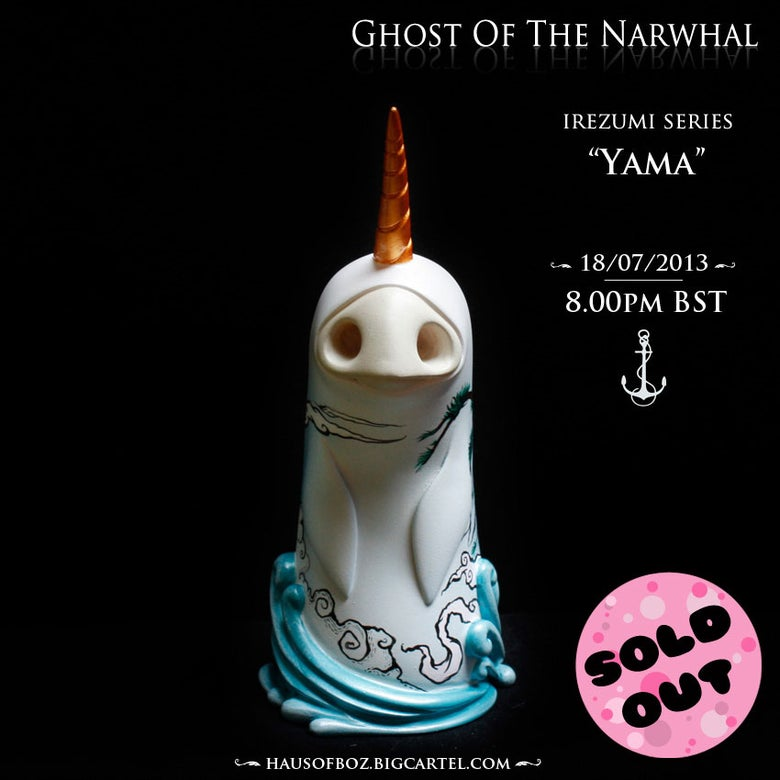 Image of Ghost Of The Narwhal - Yama