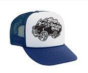 """Image of """"Rolling Heavy Hauler"""" Mesh Vanner Cap"""