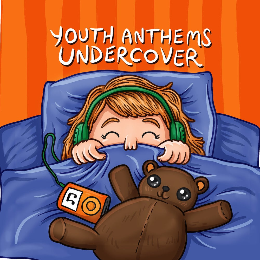 Image of Youth Anthems Undercover: A Benefit Album