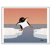 "Image of ""Ambition"" Penguin Print"