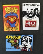 Image of 3 pin pin pack